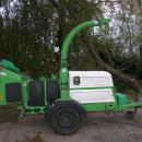 2008 GreenMech Eco-Arborist 15-23 Wood Chipper 1