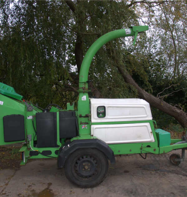 2008 GreenMech Eco-Arborist 15-23 Wood Chipper 1