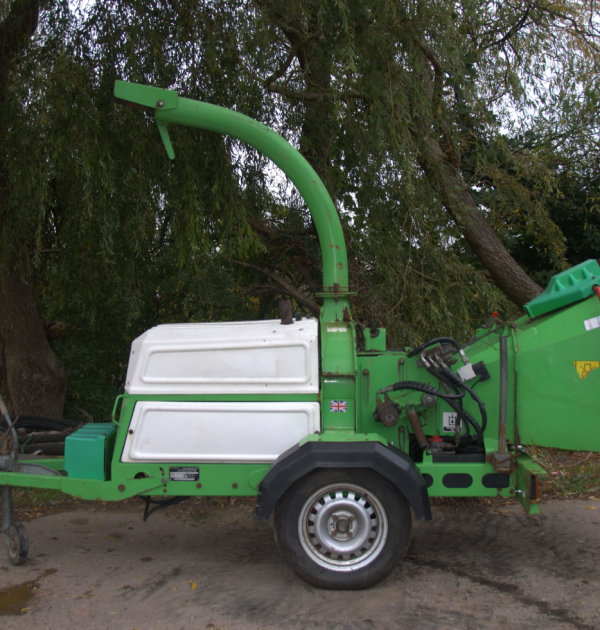 2008 GreenMech Eco-Arborist 15-23 Wood Chipper 2
