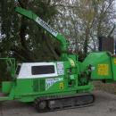 GREENMECH SAFE-Trak 19-28 MK1 8inch Tracked Wood Chipper 4