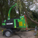 GreenMech QuadChip 160 Wood Chipper 2014 1